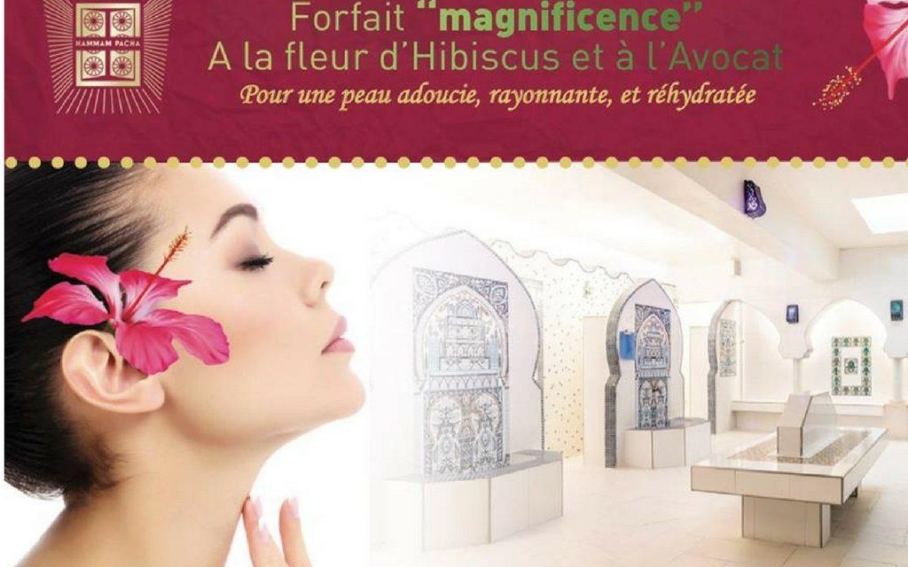 Découvrez le Forfait Magnificence du Hammam Pacha !