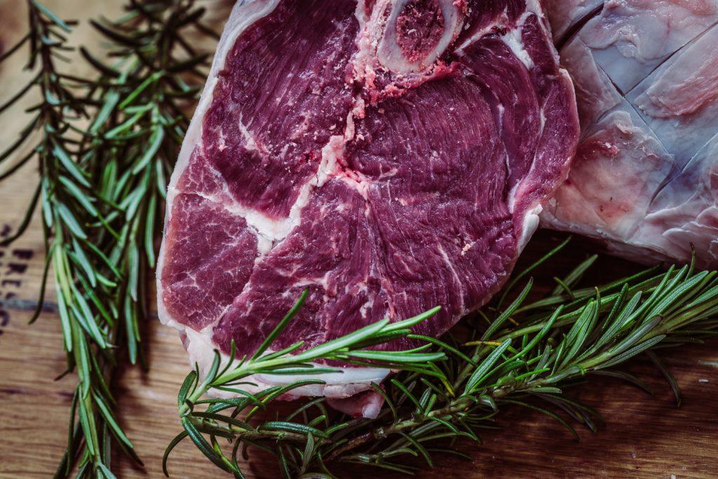 la viande libère des substances toxiques
