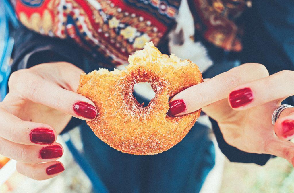 l'attirance pour le sucre est causée par les candida albicans